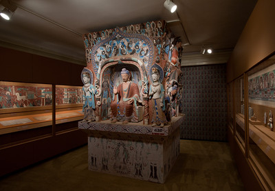Dunhuang: Buddhist Art at the Gateway of the Silk Road