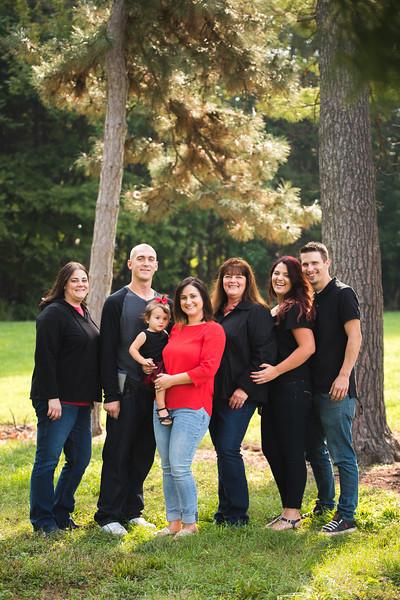 Brunkhorst-Thoe Family