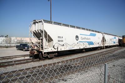 Freight Car-Covered Hopper