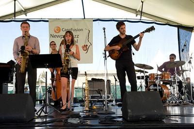 CareFusion  Newport Jazz Festival