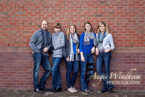 Koster Family - 2012