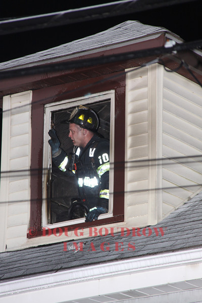 Malden, MA - Working Fire, 162 Belmont Street, 4-10-11