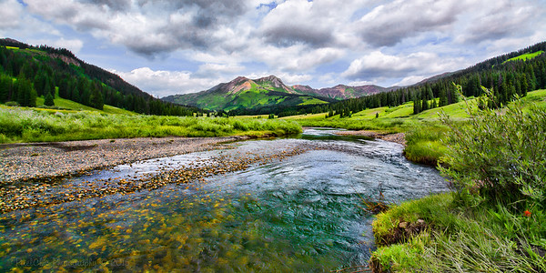 Crested Butte & Gunnison CO