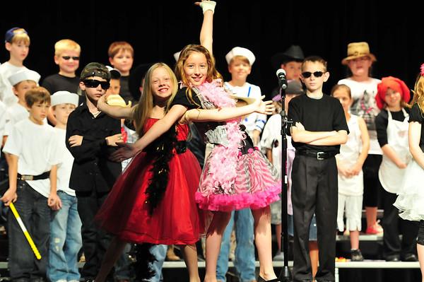 FWC 3rd Grade Talent Show 2011
