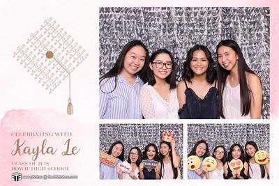 Kayla Graduation Party - June 24, 2018