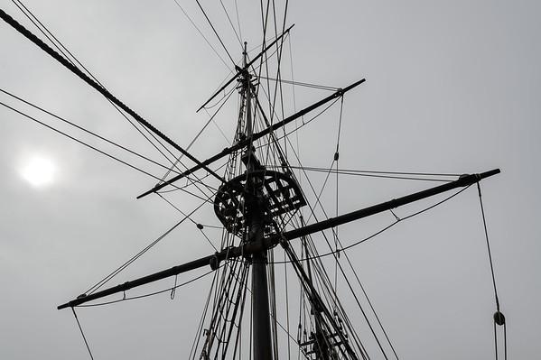 Norwegian Dawn - Boston