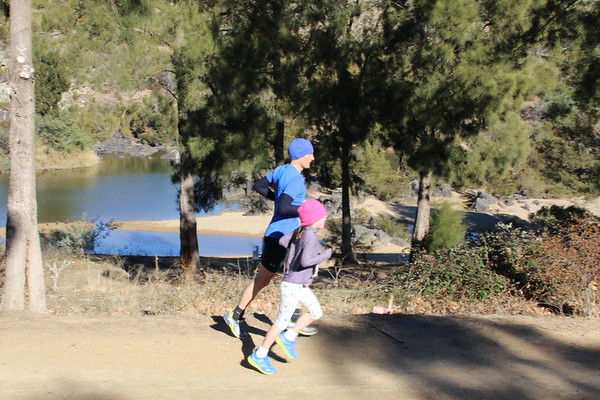 "Sri Chinmoy ""Tuggeranong Trot"" 20km, 8km & 2km trail runs, Sunday 24 June 2018"