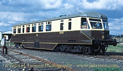 Great Western Society - Didcot Railway Centre in the 1980s