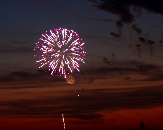 2010 - WHB Fireworks