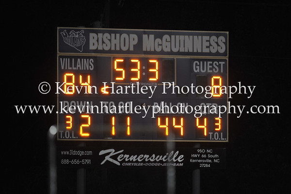 BMHS Homecoming Game 9-21-18