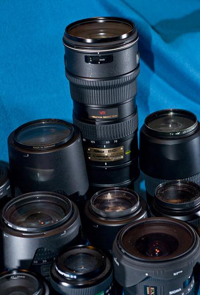 Lens Garden 2008