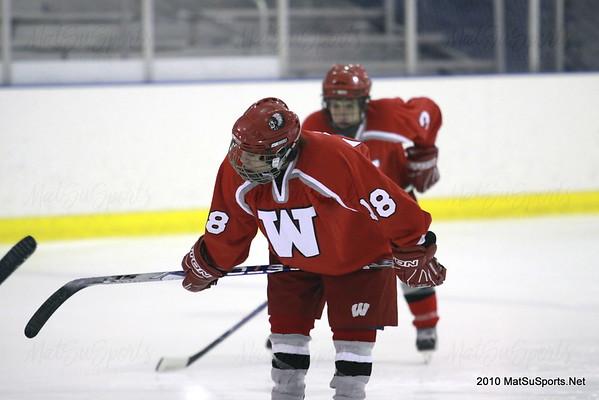 Palmer Vs. Wasilla JV 12-15-2010