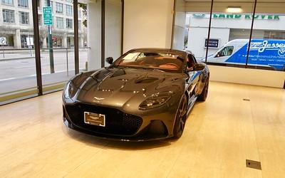 MCL  Aston Martin Vancouver BC