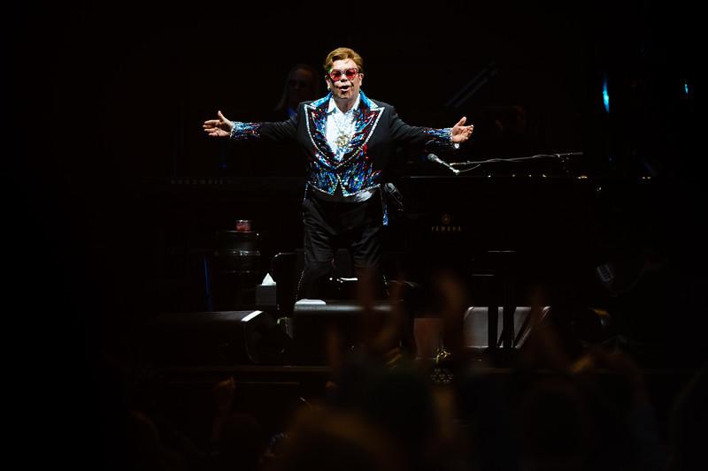 Elton John 2020 for DVML