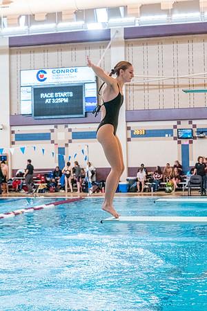 Swim & Dive Regionals 1/31 & 2/1