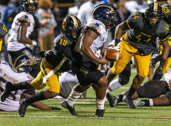 High School Football: Potomac vs. Gwynn Park