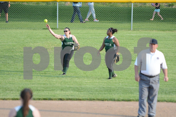 DMNorth vs Burlington Softball