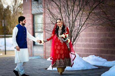 Nikah Ceremony of Tehmina & Imaad