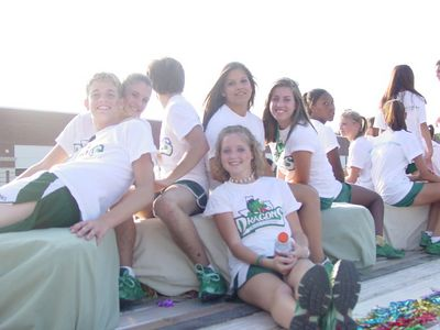 2005 Homecoming Parade