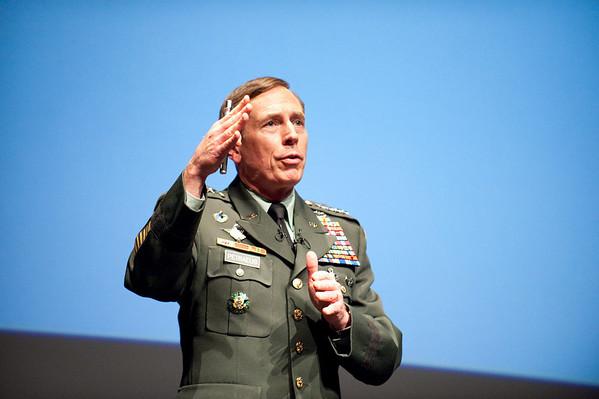 General Petraeus Visit - 2010