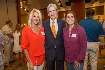 President Frenk's Reception - August 17, 2016