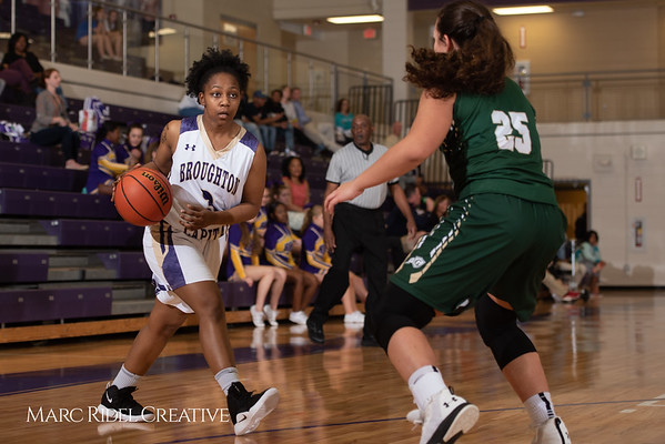 Broughton basketball vs Cardinal Gibbons. February 8, 2019. 750_4724