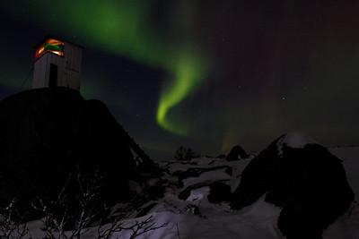 Northern Lights 17.3.2013