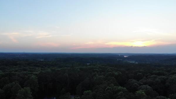 sunset test flight  5 29