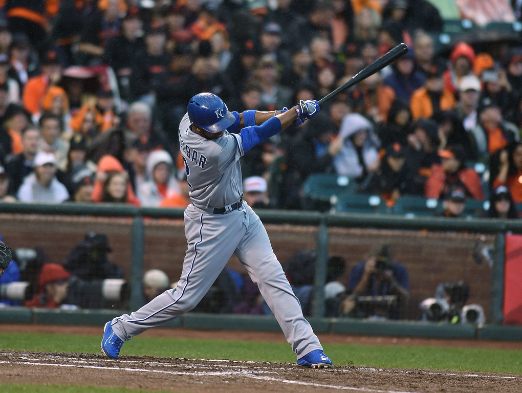 Royals-Giants World Series Game 4