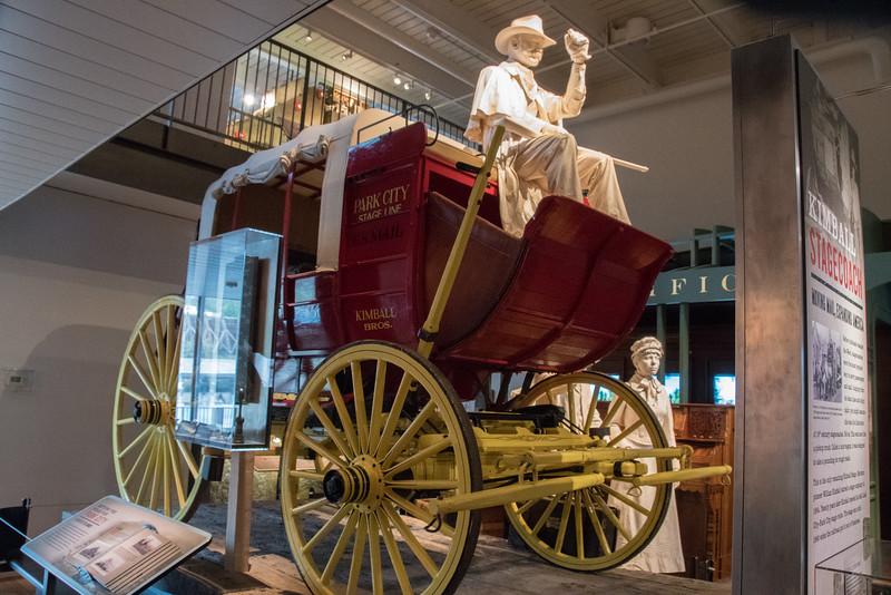 Park City Museum - September, 2016