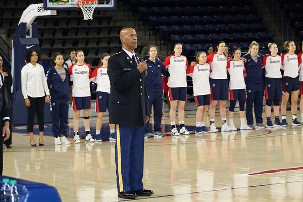 Al Williamson Sings the National Anthem