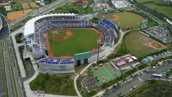 20130728 桃園國際棒球場UAV空拍