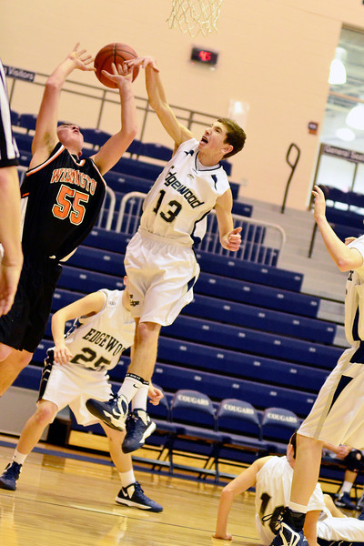 Edgewood Freshman Basketball 2012-2013