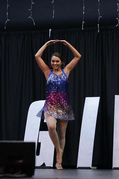 Contestant #1 - Rachel