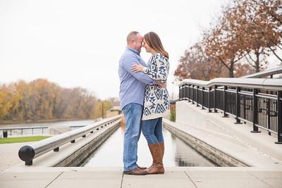Lori & Dustin Engagement