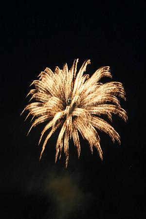 4th of July at Lake Lure 2007