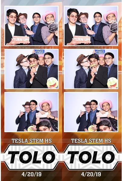 Tesla STEM HS Tolo 2019