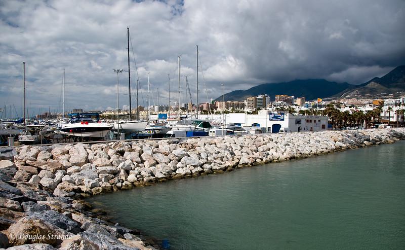 Sat 3/12 in Torremolinos (Costa del Sol): The Marina