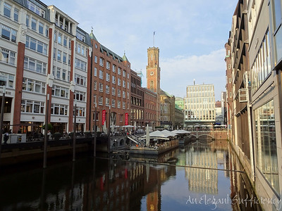 Road Trip in Germany, September 2017: Hamburg and home