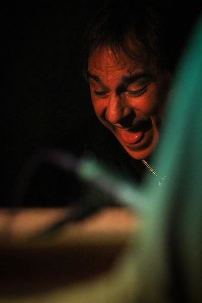 Tony Monaco-Fareed Haque Trio - Cliff Bells - 11-13-2014