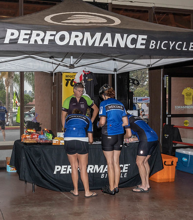 Bike MS Training Rides – Performance Bicycle  - 7/14/2018