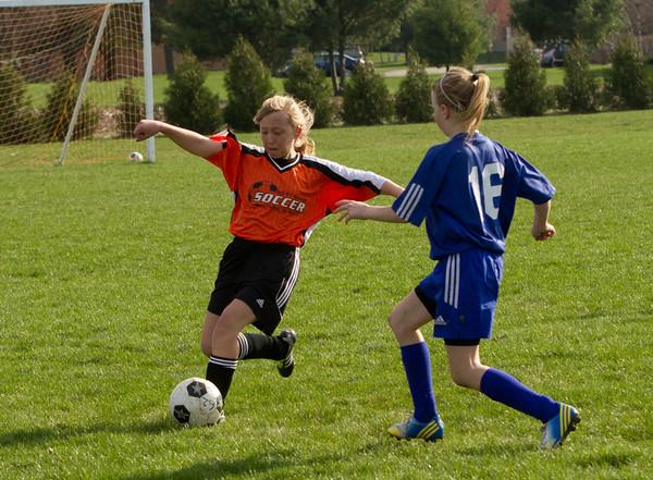 Gabby Soccer 2013