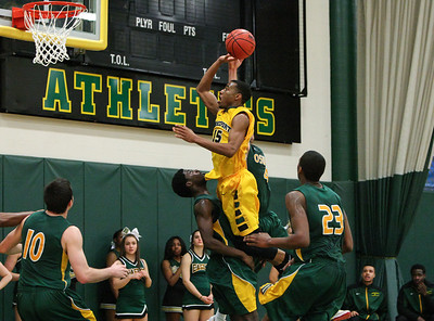 Men v. Oswego Lakers (SUNYACS) 2-28-14