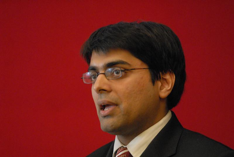Kumar of the White House.