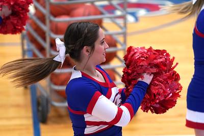 LB Cheerleading @ BBK Home Game (2020-02-01)