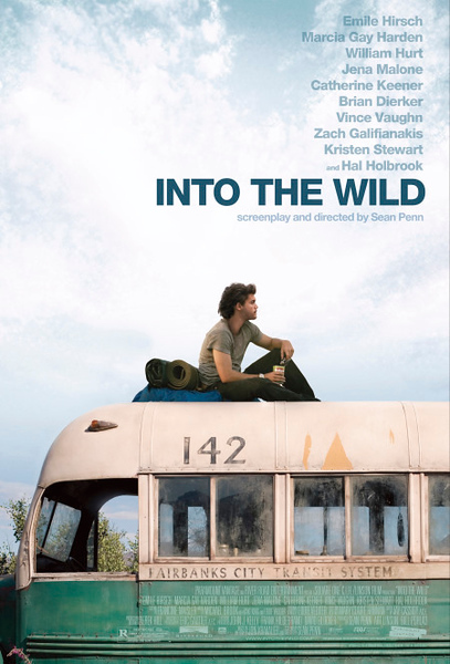 Best hiking movies - Into the Wild (2007)