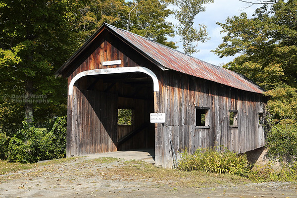 Vermont Covered Bridges 2018