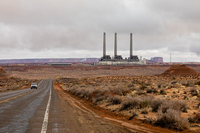 Navajo Generating Station December 2019