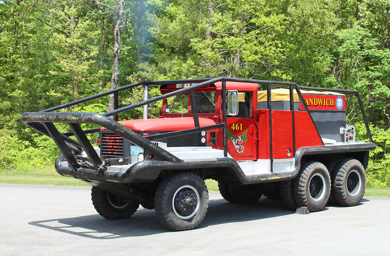 Forestry 461   78 Military 6x6   250 / 1000