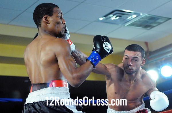 Bout 1 Angel Figueroa -vs- Lorenzo Wilson